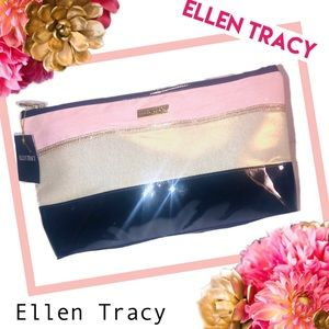 ELLEN TRACY NWT XXL Travel Zipp
